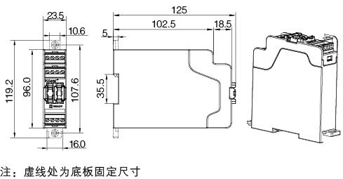 通讯协议:rs485接口 modbus/rtu协议 辅助电源:dc880v 技术参数